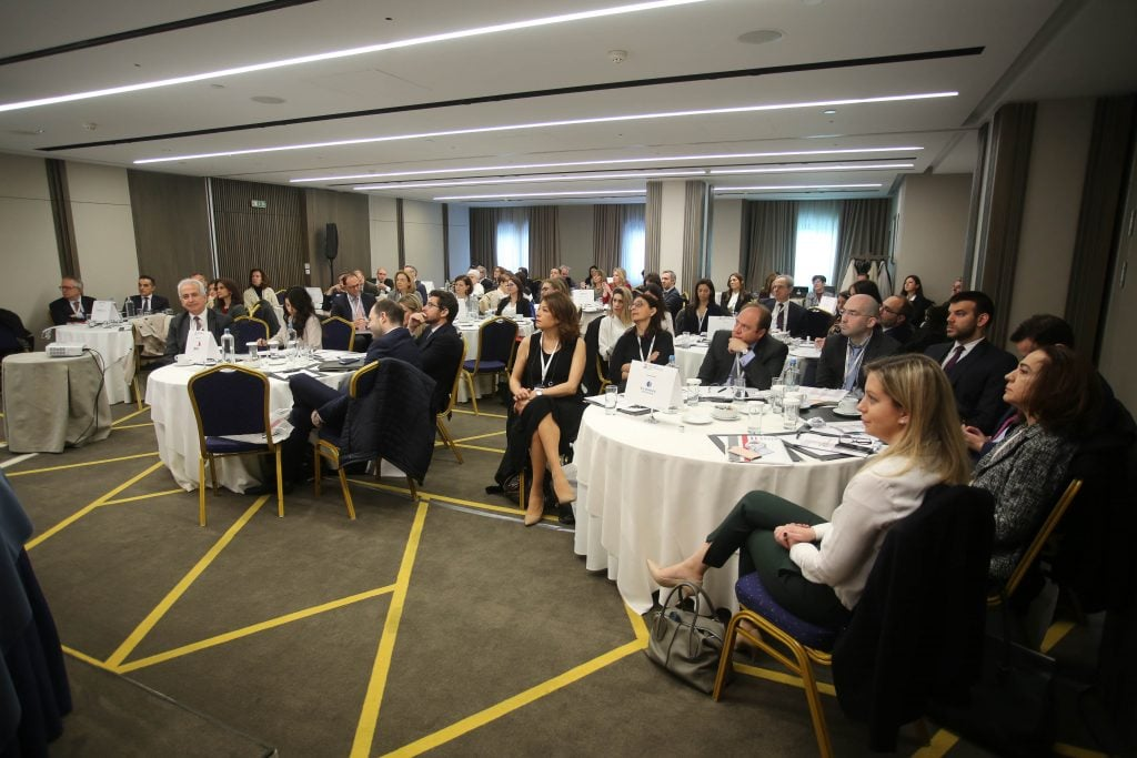 Participation at  Investment & Legal Framework Forum, Tuesday 9th April N.J.V Athens Plaza Hotel. 1