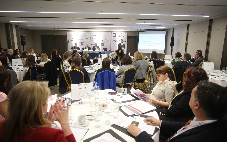 Συμμετοχή στο Forum Investment & Legal Framework, την Τρίτη 9 Απριλίου στο Ξενοδοχείο N.J.V Athens Plaza.