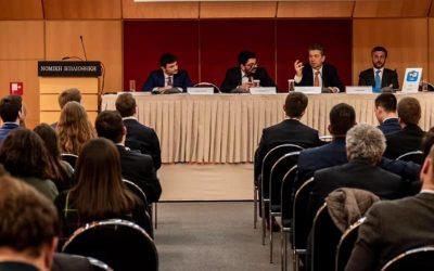 Συμμετοχή και ομιλία στο Athens Vis Pre-moot Conference του ΕΟΔΙΔ – 15-17 Μαρτίου 2019