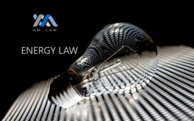 Handling of cases in the field of energy law